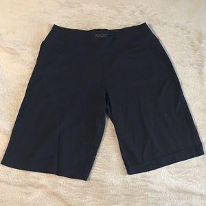 Athleta Long Athletic Shorts!
